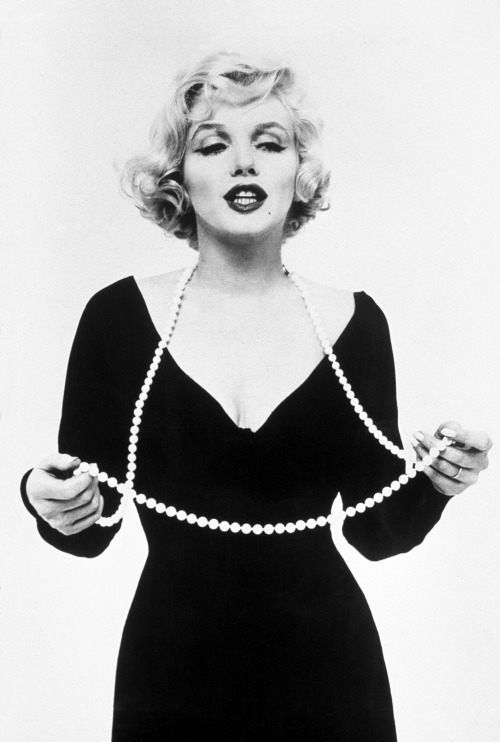 Marilyn Monroe - Some Like it Hot promo shoot, April 1959