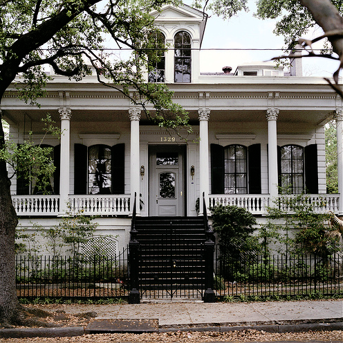 georgiangentility:  1329 7th Street New Orleans, LA