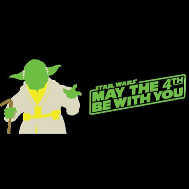 astoldbyarielle:  Happy May the 4th, everyone! 👌