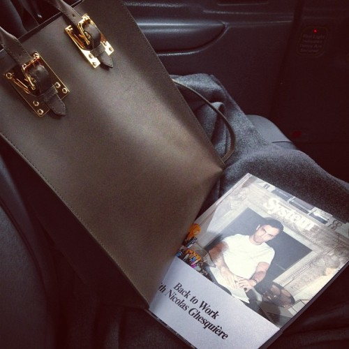 Nicolas Ghesquiere goodies/ Taken From Instagram/@rushhhhh xx