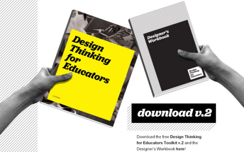 Umm…nerding out a little about the Design Thinking for Educators toolkit from IDEO being updated!   www.designthinkingforeducators.com