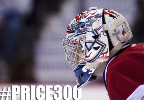 hockeymedo:  #Price300 - Congrats @CP0031  (photo by: Rich Lam/Getty Images)