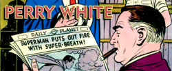I'm hoping my ideas for a new Perry White of the Daily Planet comic book find their way to the desk of a decision-maker at DC Comics!If you know a DC editor please pass along this link! (this art is ©DC Comics)