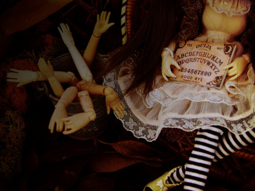 Witch Vibes by Benjamin Benchan on Flickr.[Pullips]