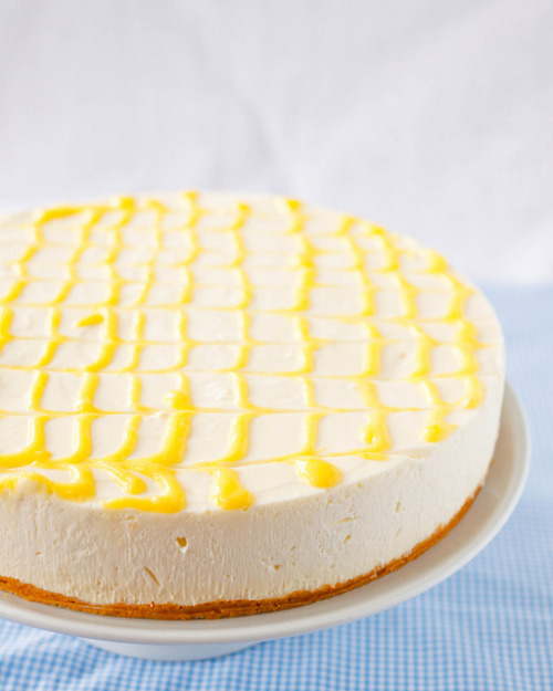 bakeddd:  meyer lemon icebox cheesecake click here for recipe