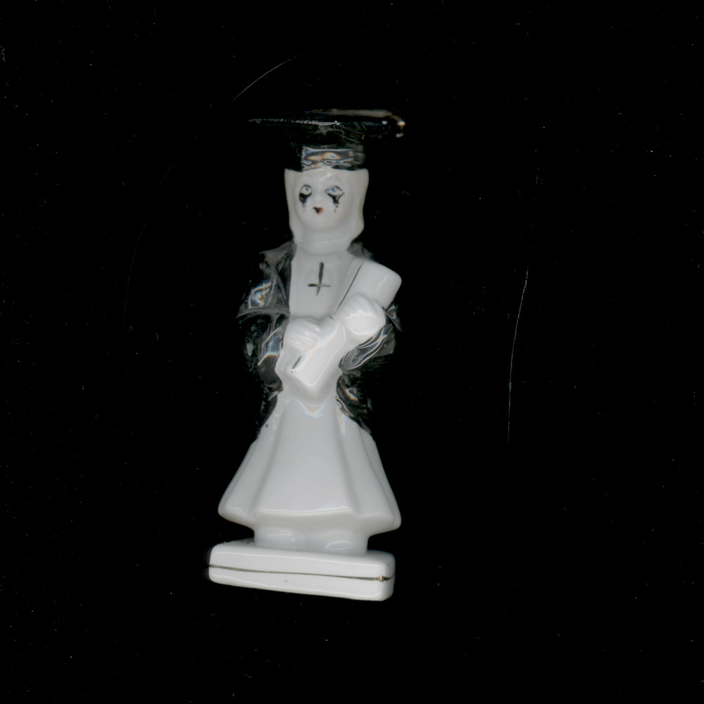 Cry School Yearbook Figurine (limited edition) by Emily Gove, 2012.