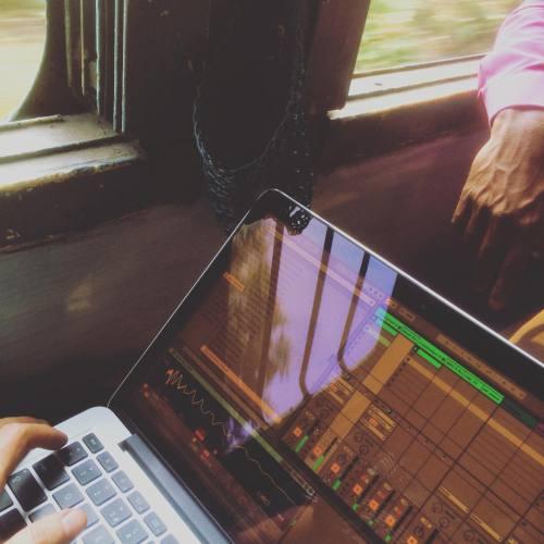 on the slow train to goa…