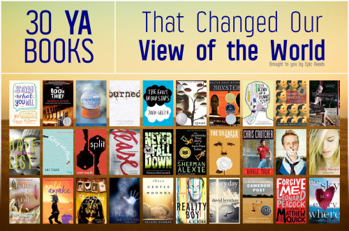 epicreads:  30 Books That Will Change Your View Of The World ––>