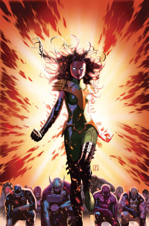 Hope Summers by Jorge Molina
