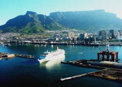 Cape Town is to get its own dedicated cruise ship terminal.