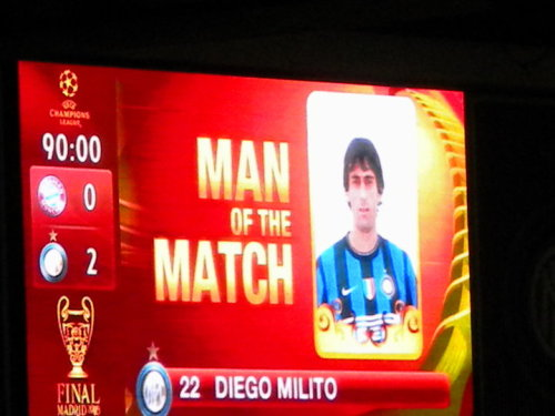 Man of the Match