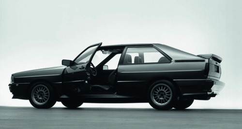 automotivated:  Audi Quattro 20V (by Auto Clasico)