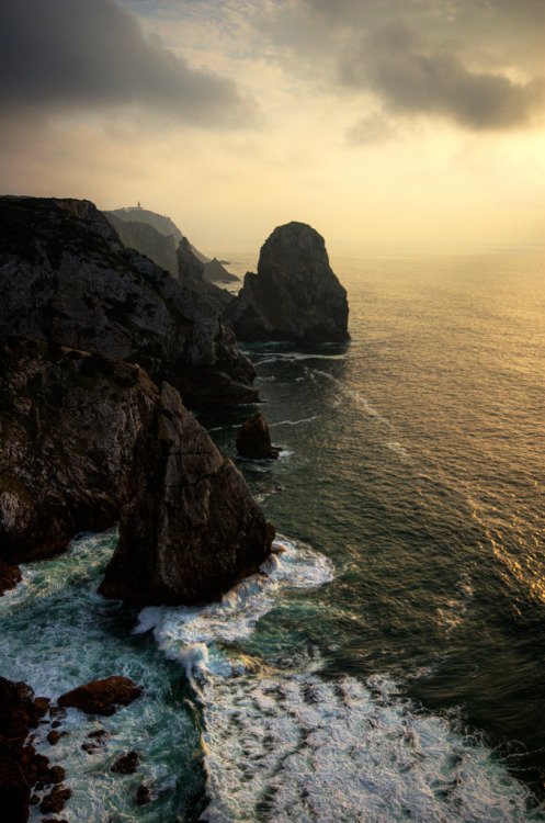 travelingcolors:  Sintra Coastline | Portugal (by Paulo Felício)