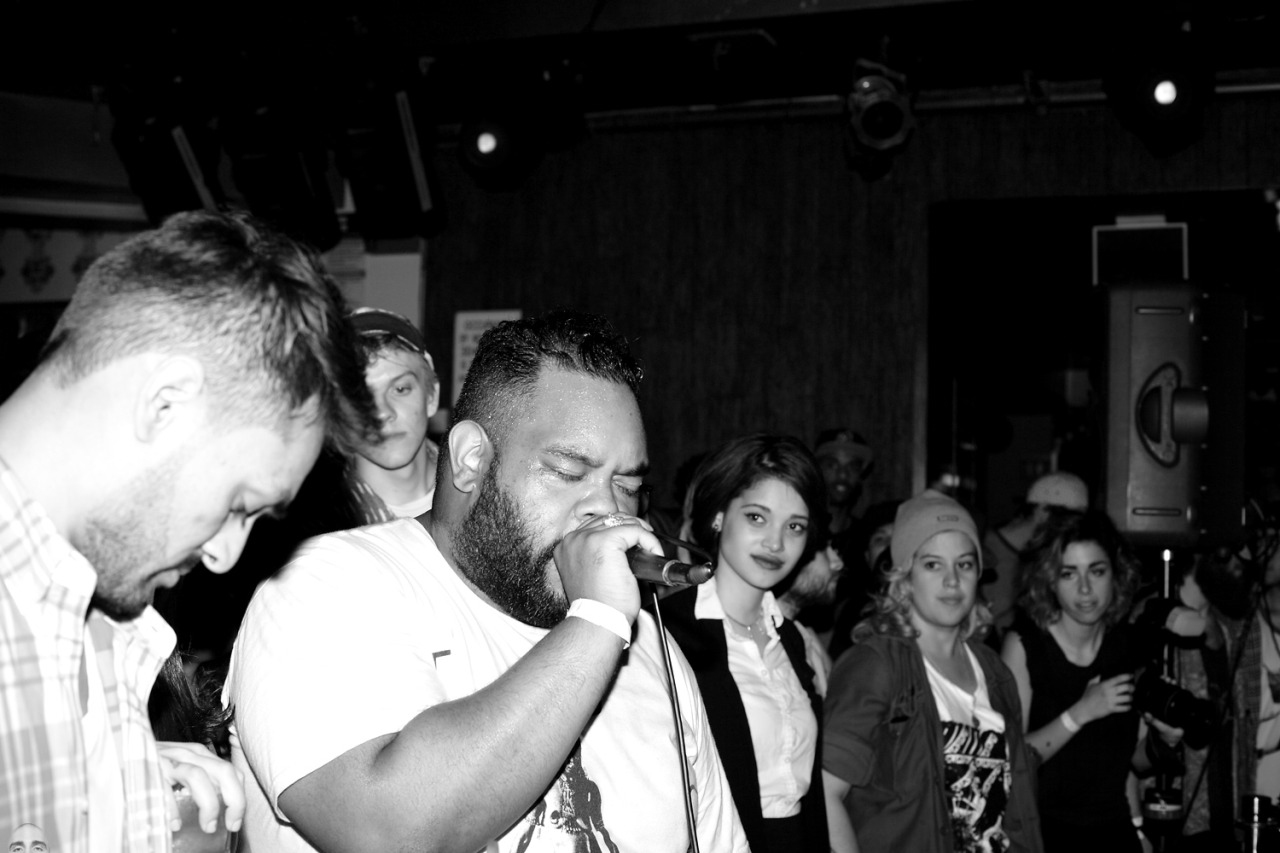 @AAANTWON performing at Element #6