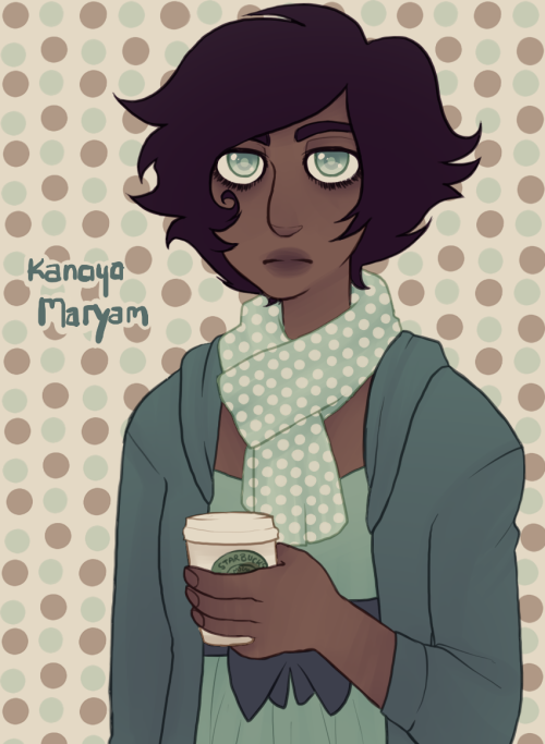 ameliebedrawing:  This pallete was used a very tired kanaya.
