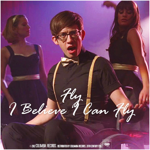 3x14 On My Way | Fly / I Believe I Can Fly Requested Alternative Cover 'The Faberry Series'