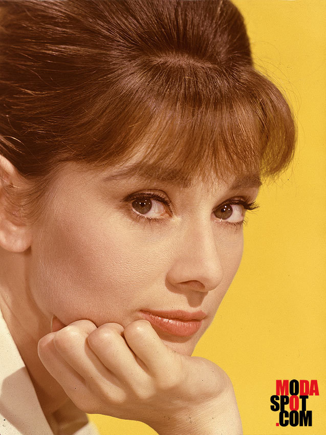 Audrey Hepburn, 1960. (Foto de Hulton Archive / Getty Images)