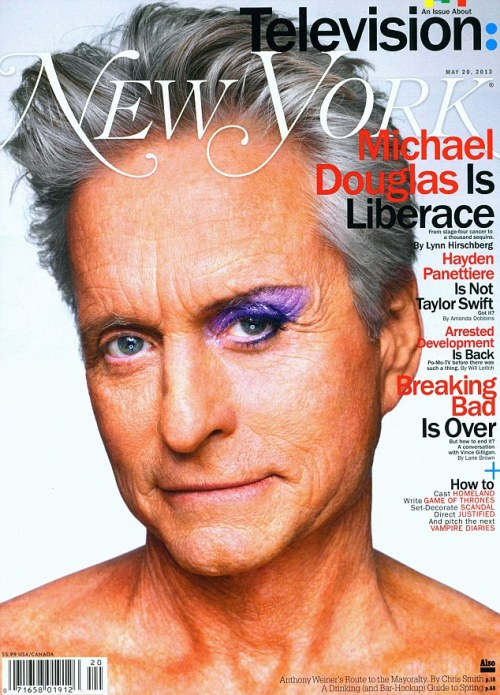(via Cover celebrities: James Franco vs. Michael Douglas)