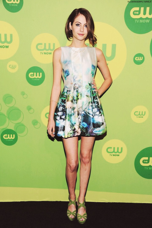 Willa attends The CW Network's New York 2013 Upfront Presentation in NYC [16.05.2013]