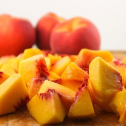 cleaneatsss:  love peaches