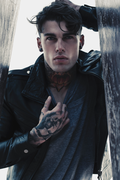 avant-gars:  Stephen James
