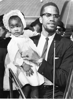i-am-sesshoumaru:  HAPPY BIRTHDAY MALCOM X!