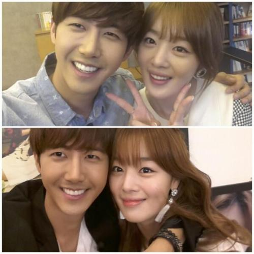 secretfourintl:  [TWITTER] 130420 Sunhwa06:18 PM KSTSource: seonhwazzz  그동안 우리결혼했어요 광희선화 좋아해주셔서 너무 감사합니다..^^응원해주시고 관심가져주신만큼 광희오빠도,저도 서로 더 좋은모습이쁜모습 보여드리도록 열심히할게요..:) 안녕 ..^^.. 고마워 오빠! pic.twitter.com/wBNUbQdS4X  Translation: Thank you so much for liking Kwanghee-Sunhwa on We Got Married throughout this time..^^Kwanghee oppa and I will together work hard to show you an even better, prettier image to you, to be worthy of how much support and interest you showed us..:) Bye ..^^.. Thanks oppa! pic.twitter.com/wBNUbQdS4X Credit: clayray3290 @ Secret4Time