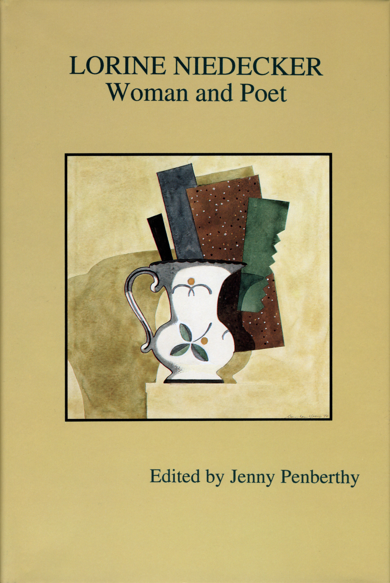 FRIENDS, FROM THE VAULT™Lorine Niedecker: Woman and Poet | edited by Jenny Penberthy | National Poetry Foundation