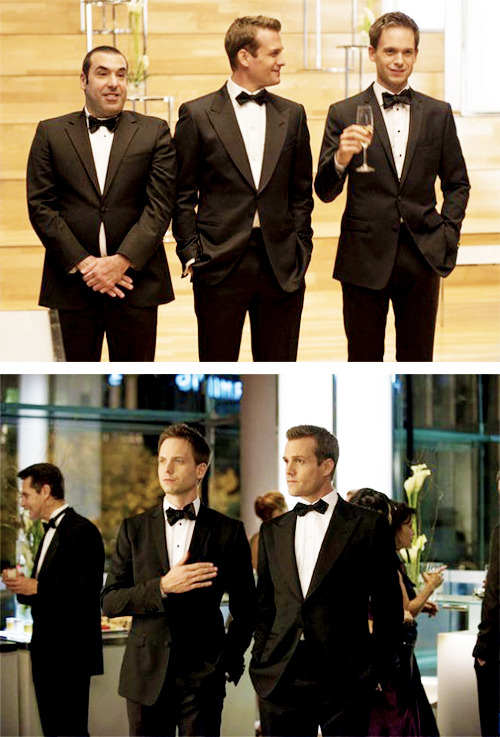 suits 2x16 'War' promotional pictures (x)