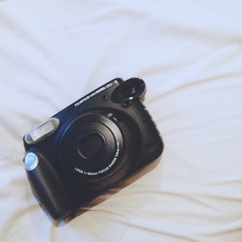 Let the adventures begin. #fujifilm #instax210 #wideformat #IVXXIXMMXI