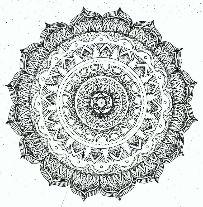 Mandala Tumblr Designs Simple Hamsa Design Tattoo