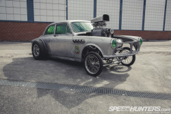 rhubarbes:  (via RAT FINK'S ZOMBIE NIGHTMARE: THE VOLVO HEMIZON - Speedhunters)  perfect…