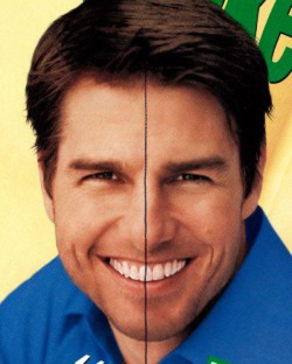 collegehumor:  Tom Cruise's Perfectly Centered Front Tooth is Kinda Offputting Has anyone seen an extra tooth somewhere?  What the fuck, I am freaking out.