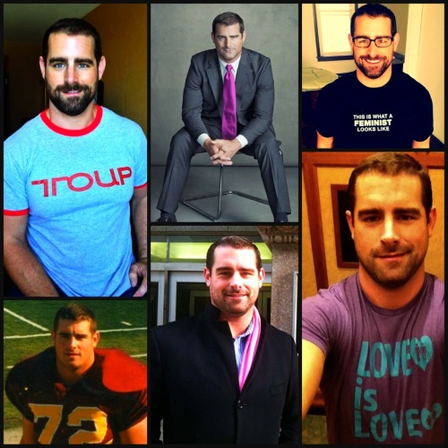 scruffy-guys:  Brian Sims  i sighed at my screen