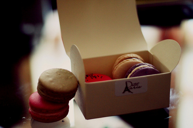 macarons by voldy92 on Flickr.