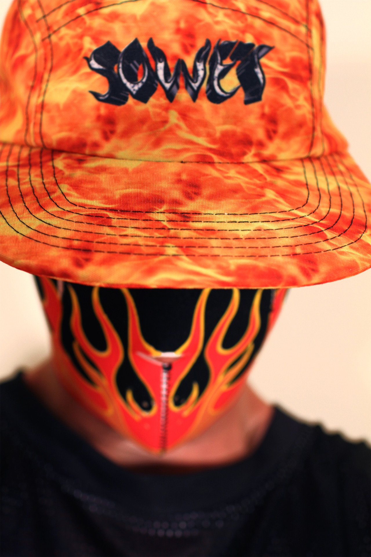 sowet69:  FIRE WALL HAT at www.sowet69.com