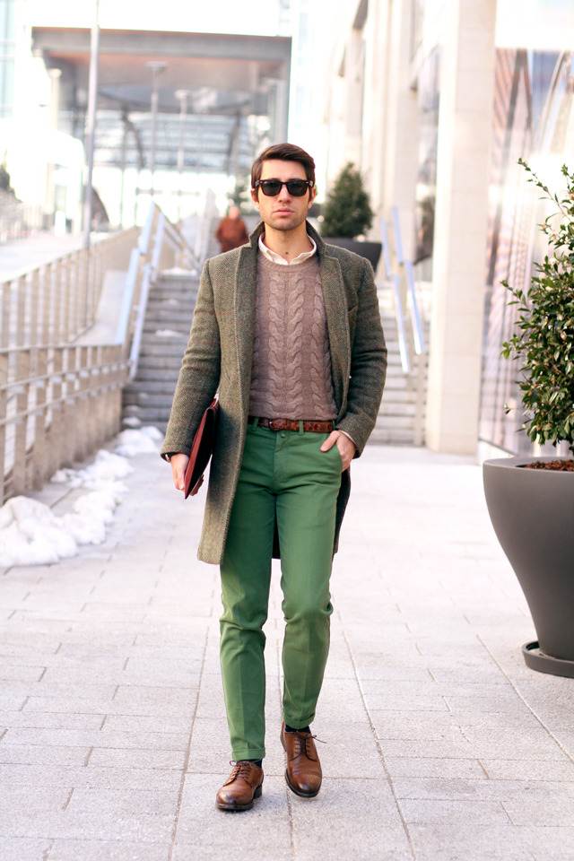 sunshineandfeelingfine:  filippo knows how to dress www.thethreef.com
