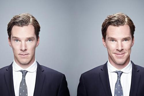 cumberbatchweb:  Photo from the The Times accompanying Caitlin's piece.