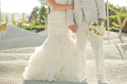 enchanting-weddings:  Wedding Photography: Carlie Statsky Photography  Wedding Dress: Rivini