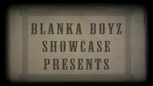 Believe it or not, but work on Blanka Boyz Episode 1 is proceeding quite nicely.  One section which I hope to make a regular part is the showcase, whereby I share the creative, video games-related projects of others. If you, or anyone you know would like to showcase their work, or put something together and you share my dick-headed obnoxious mentality, then please let me know. I figure it as a helping each other scenario. Looking for animations, short films, music videos and everything in-between. Video game related and ideally, no longer than a minute and a half.