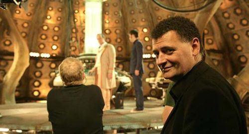 "New interview with Steven Moffat, writer/producer of ""Doctor Who."" http://fb.me/2o1HTE4VY"