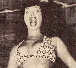 "COMPLETE Bettie Page in ""The Gal who Showed Up""  HERE on Vintage Sleaze the Blog.   (Follow Vintage Sleaze on Facebook too!  88,000 fans can't be wrong)"