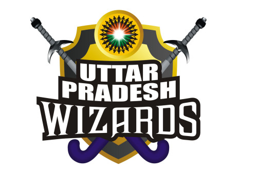 Hockey India League 2013 Uttar Pradesh Wizards Logo