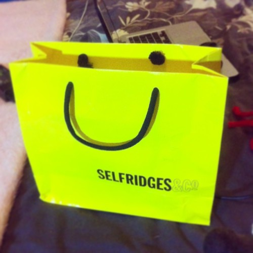 Happy bag is happy! #happy #bag