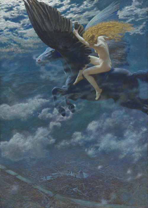 neutralfool:  Dream Idyll - Edward Robert Hughes