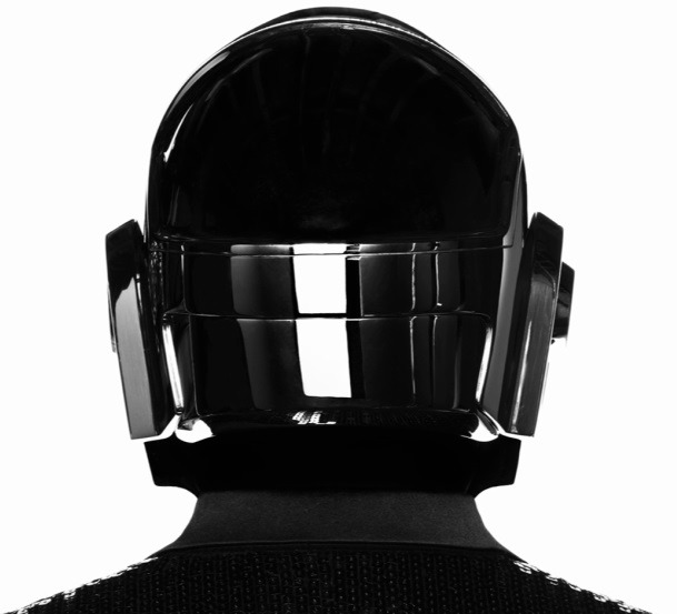 babeliker:  Daft Punk / Saint Laurent April 2013