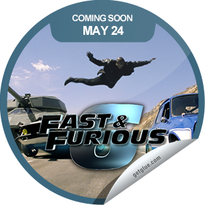 I just unlocked the Fast & Furious 6 Coming Soon sticker on GetGlue                      11081 others have also unlocked the Fast & Furious 6 Coming Soon sticker on GetGlue.com                  We're talking vehicular warfare. Drive fast and furiously to see Fast & Furious 6 in theaters when it opens on 5/24.  Share this one proudly. It's from our friends at Universal Pictures.