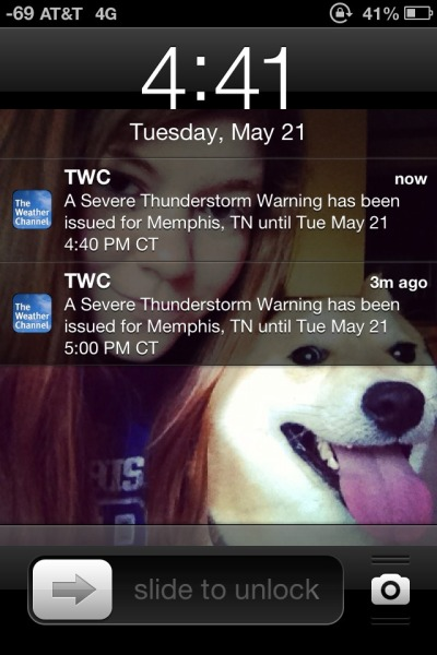 be careful Memphis!