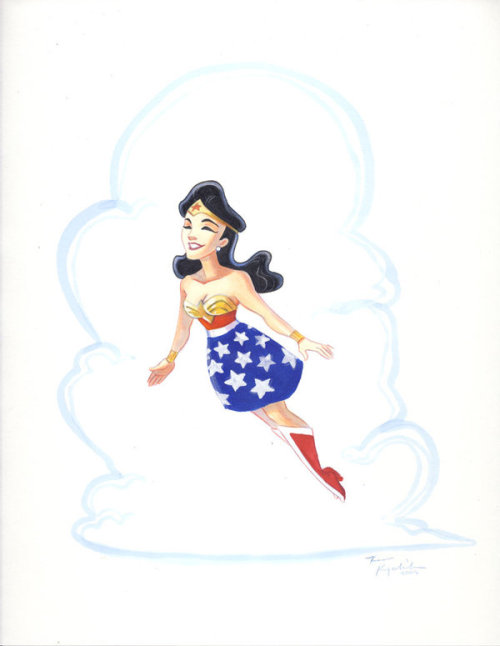Wonder Woman Day 2009 by kayjkay
