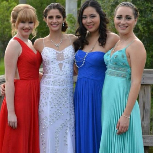 The first of many prom pictures #prom #2013